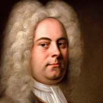 Messias við Georg Friedrich Händel