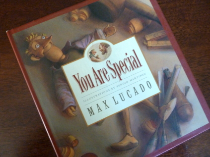 You are special, max lucado